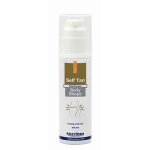FREZYDERM Self tan body shape 150ml