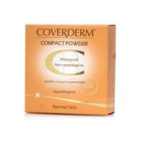 COVERDERM - COMPACT POWDER Normal Skin No1 - 10gr