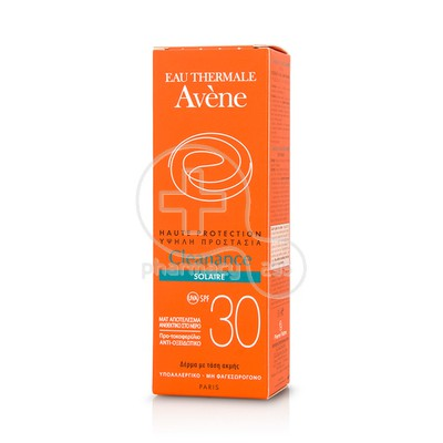 AVENE - Cleanance Solaire SPF30 - 50ml Acne/Prone skin
