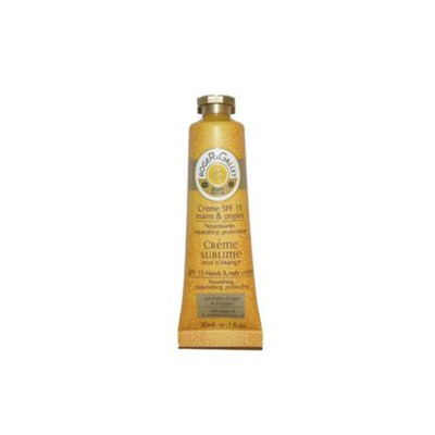 Roger & Gallet - Bois d'Orange - spf 15 hands and nails cream - 30ml