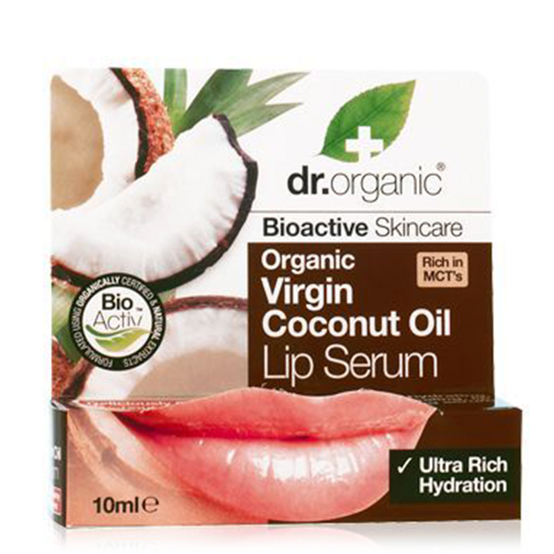 Organic Virgin Coconut Oil Lip Serum