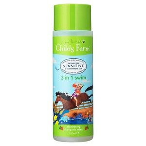 Childs farm 3in1 swim strawberry   organic mint 250ml