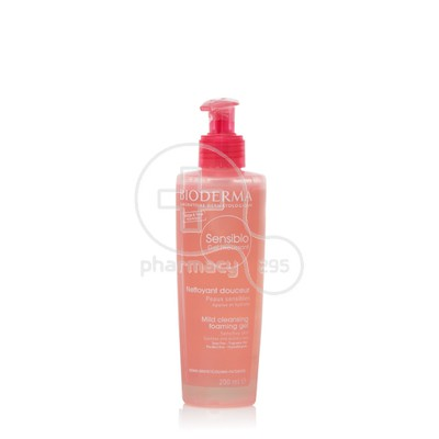 BIODERMA - SENSIBIO Gel Moussant - 200ml