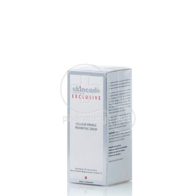 SKINCODE - EXCLUSIVE Cellular Wrinkle Prohibiting Serum - 30ml