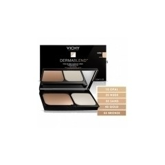 Vichy Dermablend Compact Cream SPF30 35 Sand Make-Up Προσώπου 9.5gr