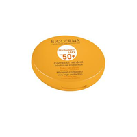 Bioderma Photoderm Max Compact Tinted Dore SPF50+ 10gr - Πούδρα Με Αντηλιακή Προστασία Σε Σκούρα Απόχρωση