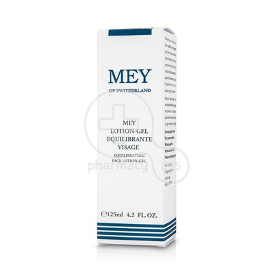 MEY - GEL LOTION EQUILIBRANTE VISAGE - 125ml