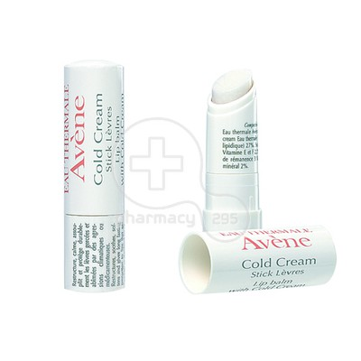 AVENE - COLD CREAM Stick Levres - 4gr