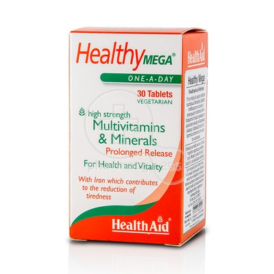 HEALTH AID - Healthy Mega - 30tabs