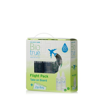 BAUSCH & LOMB - BIO TRUE Flight Pack - 2x60ml