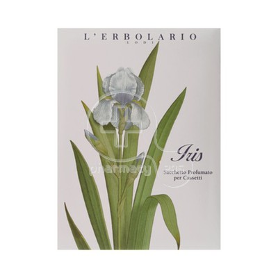 L'ERBOLARIO - IRIS Perfumed Sachet for Drawers - 1τεμ.
