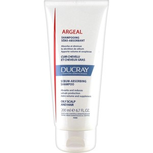 Ducray argeal sebum  bsorbing treatment shampoo 200ml