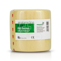 ANATOMIC LINE - Pre-Taping Under Wraping Tape Αράχνη 8008 - 7cmx27m
