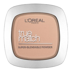 L'OREAL TRUE MATCH SUPER BLENDABLE POWDER D3/W3 GOLDEN  BEIGE 9gr