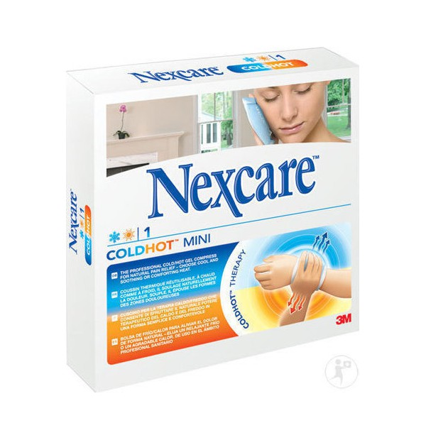 3M NEXCARE COLDHOT MINI 10X10