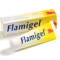 FLAMIGEL WOUND TREATMENT GEL 50GR