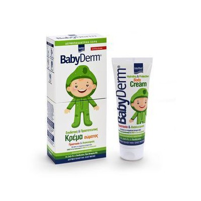 INTERMED - BABYDERM? Hydrating & Protective Body Cream - 125ml