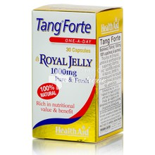 Health Aid TANGFORTE ROYAL JELLY 1000mg, 30caps