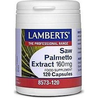 Lamberts Saw Palmetto Extract 160Mg 120 Κάψουλες