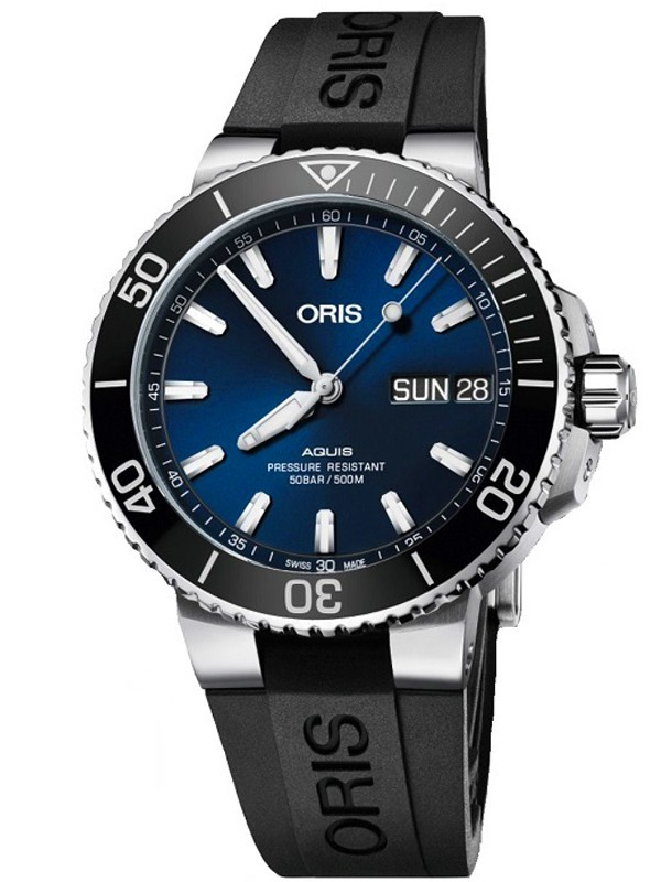 Aquis Big Day Date Automatic