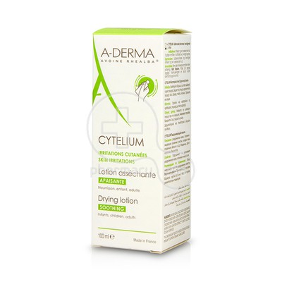 A-DERMA - CYTELIUM Lotion Assechant - 100ml