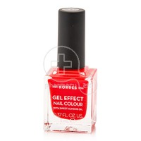 KORRES - GEL EFFECT Nail Colour Νο45 Coral - 11ml