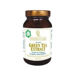 Olympian Labs Green Tea Extract 60 ταμπλέτες