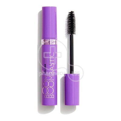 GOSH - BOOMBASTIC Boom Mascara No001 Extreme Black - 13ml