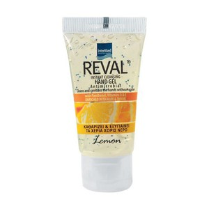 Intermed reval plus lemon hand gel 30ml