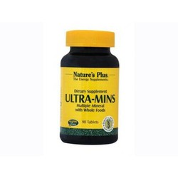 Nature's Plus Ultra-Mins 90 tablets
