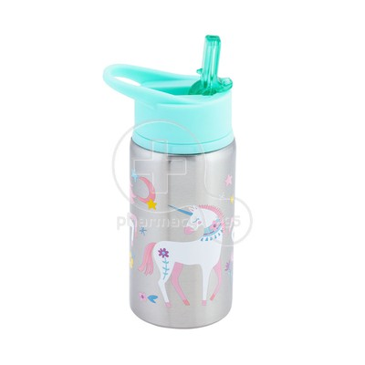 STEPHEN JOSEPH - Stainless Steel Water Bottle (Unicorn) - 532ml
