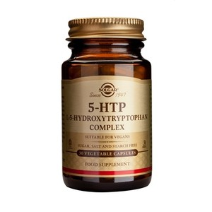 SOLGAR 5-HTP 100mg 30vegetable capsules