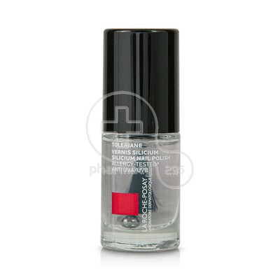 LA ROCHE POSAY- TOLERIANE Silicium Nail Polish Top Coat - 6ml