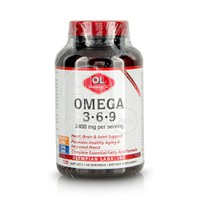 OLYMPIAN LABS - Omega 3-6-9 2400mg - 120softgels