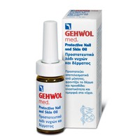 GEHWOL MED PROTECTIVE NAIL-SKIN OIL 15ML