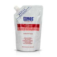 EUBOS - LIQUID Washing Emulsion Refill (με άρωμα) - 400ml