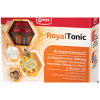 LANES ROYAL TONIC 10 AMP. X 10 ML