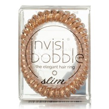 Invisibobble Slim - Bronze Me Pretty, 3τμχ