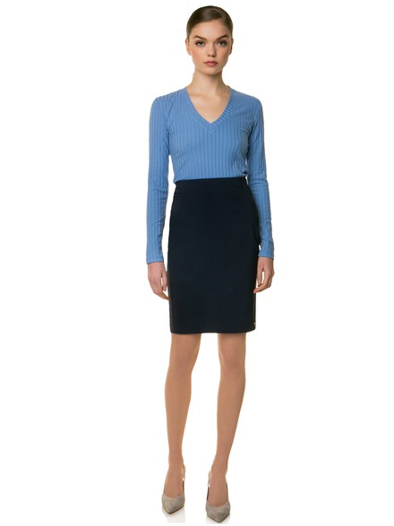 Office style pencil skirt