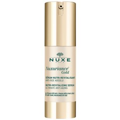 Nuxe Nuxuriance Gold Ultimate Anti-Aging Nutri-Revitalizing Serum - Ορός Θρέψης & Αναζωογόνησης, 30ml
