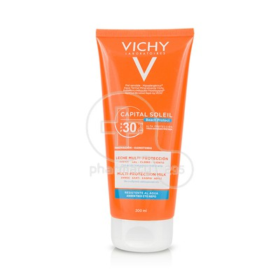 VICHY - CAPITAL SOLEIL Multi-Protection Lait SPF30 - 200ml