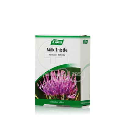 A.VOGEL - Milk Thistle Complex - 60tabs