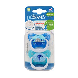 Dr browns prevent blue 0 6m