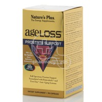 NATURE'S PLUS - AGELOSS Prostate Support - 90caps