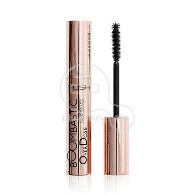 GOSH - BOOMBASTIC Volume Mascara OverDose (Extreme Black) - 13ml