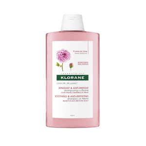 Klorane shoothinh shampoo 400ml