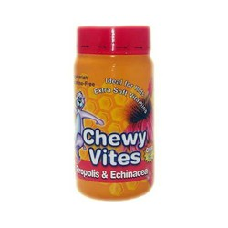 Chewy Vites Jelly Bears Propolis & Echinacea 60 Ζελεδάκια