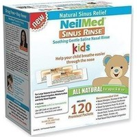 SINUS RINSE PREMIXED KIDS SACHETS 120