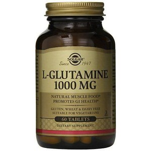 SOLGAR L-glutamine 1000mg 60tablets
