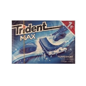 TRIDENT ΤΣΙΚΛΕΣ MAX PEPPERMINT